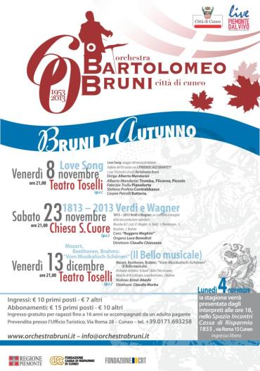 BRUNI D'AUTUNNO