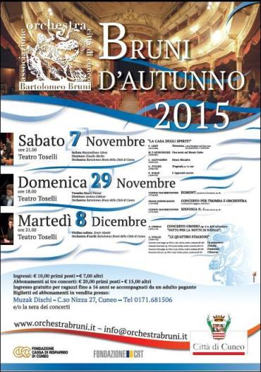 BRUNI D'AUTUNNO 2015