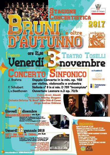 BRUNI D'AUTUNNO 2017